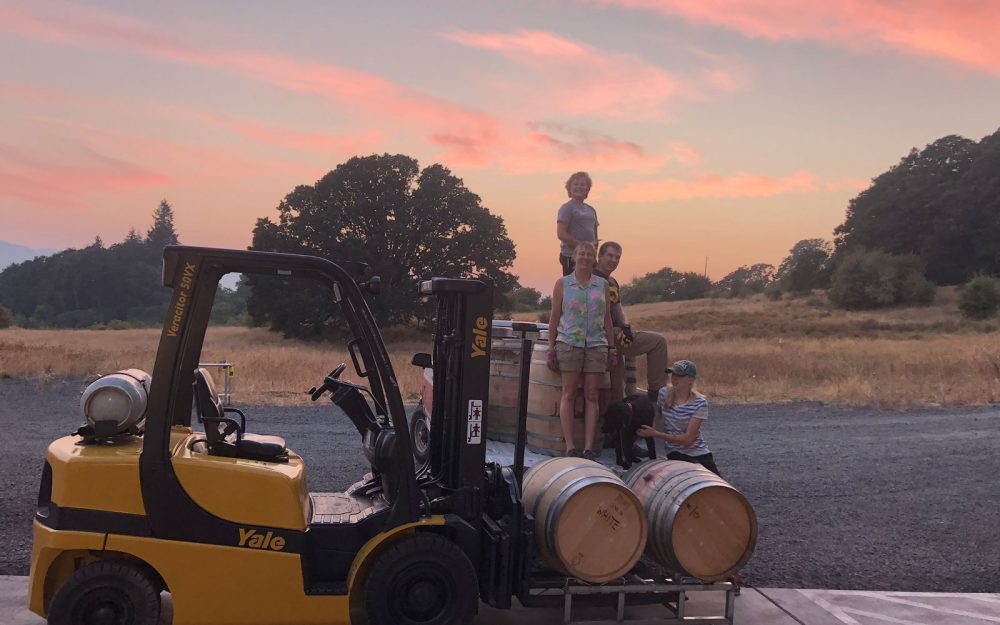 EIEIO Winery Yamhill-Carlton AVA