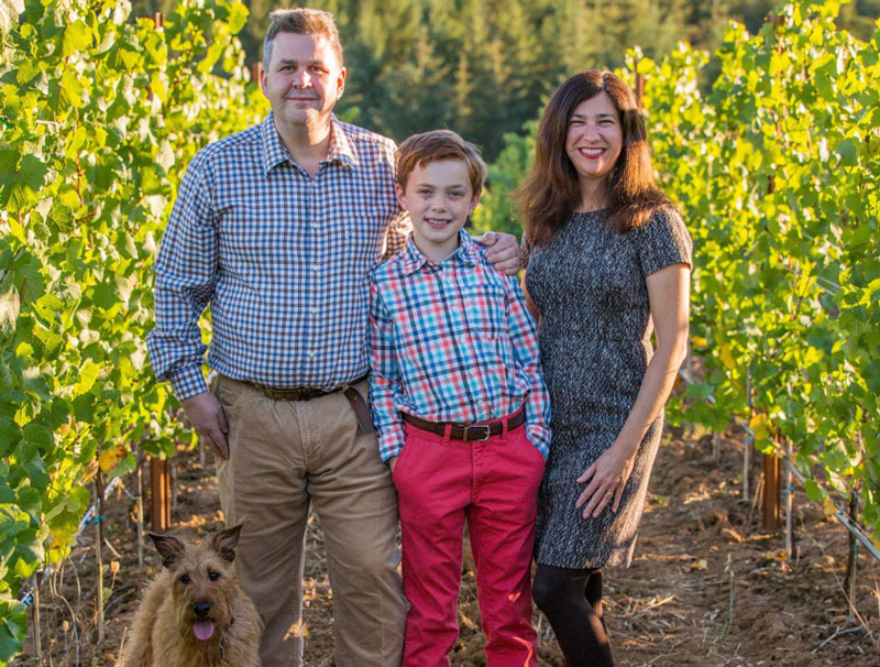 Sylvanus Estate Eddleman Family
