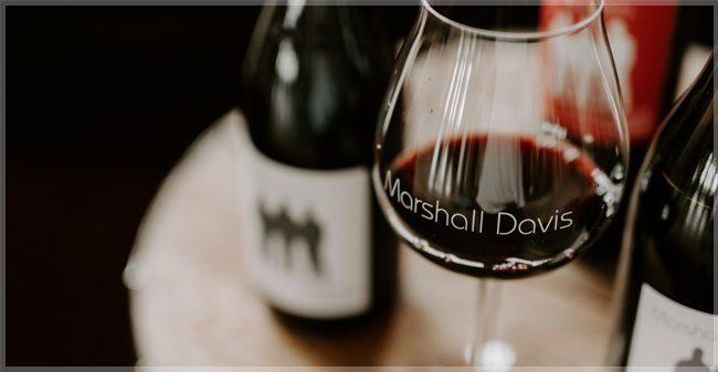 Marshall Davis Wine Tasting Yamhill-Carlton AVA