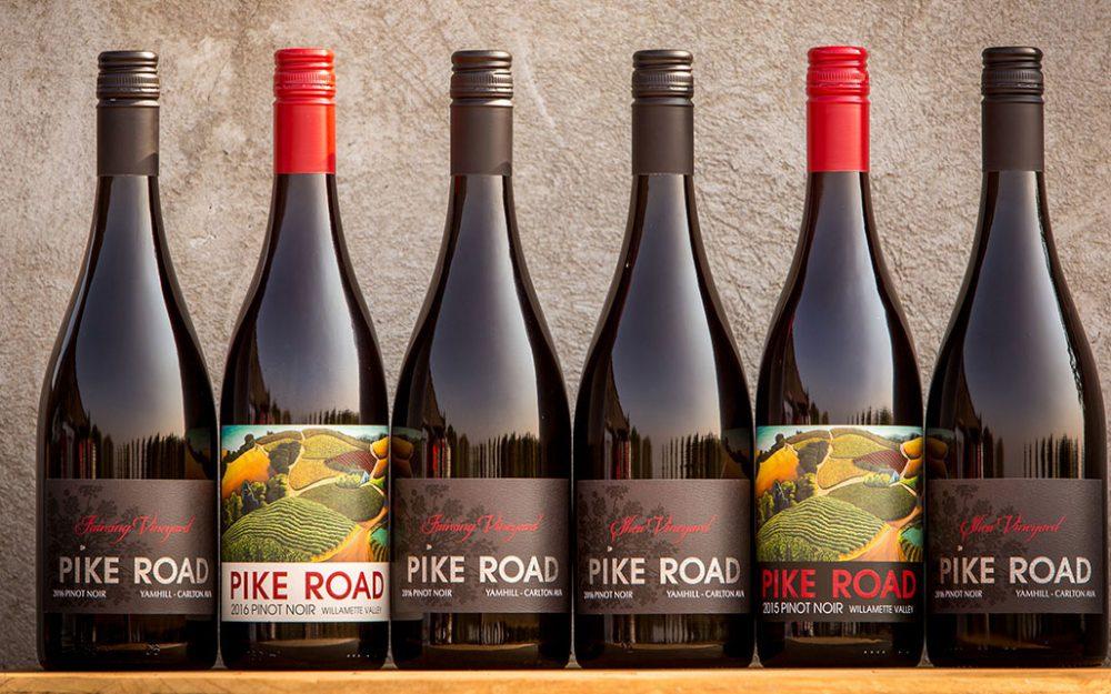 Pike Road Wine Yamhill-Carlton