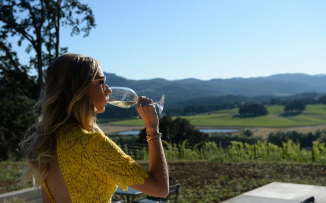 Yamhill-Carlton AVA Oregon Wine Tasting